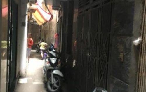 Bán nhà Hoàng Mai chỉ 2.8 tỷ, 40mx5t ngõ 206 Trương Định
