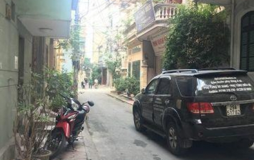 Bán nhà phân lô, ô tô đỗ cửa Giáp Bát, giá 4,1 tỷ.