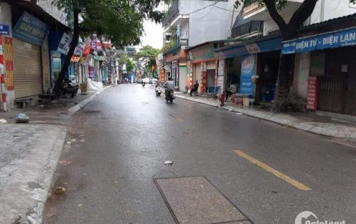 Mặt phố Vĩnh Hưng 90m2, 4t, mt 5.2m, 7.9 tỷ, Kinh doanh sầm uất
