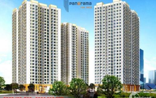 Mở bán 20tr/m chung cư Panorama Hoàng Văn Thụ ký trực tiếp CĐT