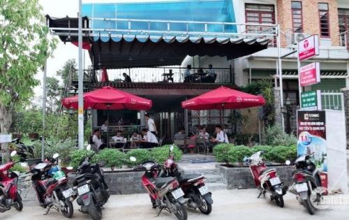 Bán đất và quán cà phê đang kinh doanh tốt KDC Conic 13B, giá 5.4 tỷ, 126m2, SHR