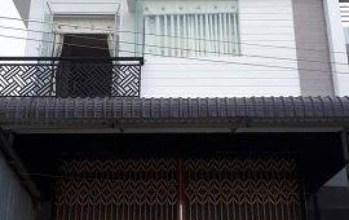 Bán căn nhà 2 lầu cách chợ Hưng Long 700m giá 950tr