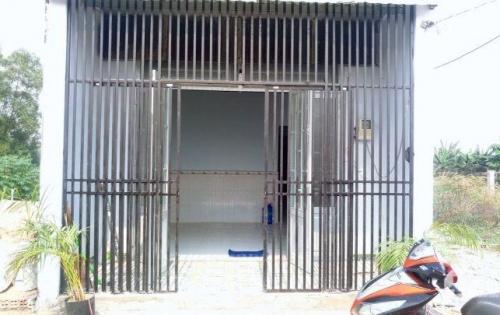 Nhà phố xã Vĩnh Lộc A, 1 trệt 1 lửng, diện tích, giá 870 triệu