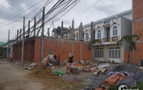 Bán 20 căn liên kế tại đường quốc lộ 50 - huyện Bình Chánh - Hồ Chí Minh, giá 880 triệu