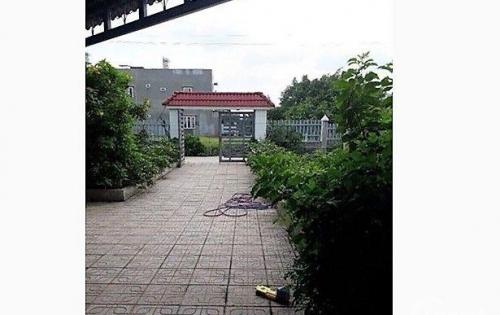 Bán gấp biệt thự vườn 1 trệt 2 lầu chuyển lên TPHCM.