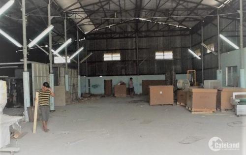 Công ty mở rộng kinh doanh cần xưởng lớn, nên bán lại xưởng 660m2 giá rẻ