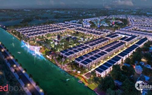 Mở bán 500 căn biệt thự mini sân vườn, 1 trệt 2 lầu, SHR giá 2,5 tỷ