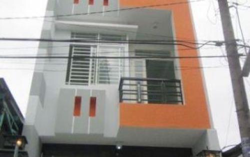 Bán gấp nhà 1 trệt 2 lầu, Nguyễn Văn Bứa - Hóc Môn, DT 5x20m