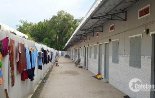Bán dãy trọ 10 phòng Mặt Tiền đường Nguyễn Văn Bứa liền kề KCN Nhị Xuận Hóc Môn tỷ6 SHR