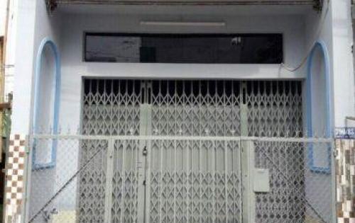 Bán nhà mặt tiền trên đường Dương Công Khi, Hóc Môn,  80m2, sổ hồng riêng, giá 1 tỷ 2