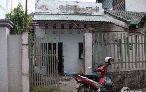 Nhà nát đường Phan Văn Hớn, Hóc Môn, 980 triệu, tiện xây lại