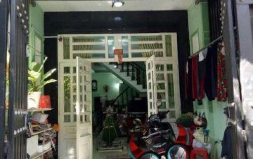 Nhà sổ hồng riêng đường Trịnh Thị miếng thới tam thôn 25 hóc Môn
