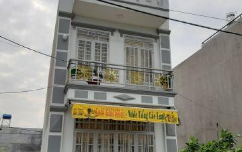 Chính chủ cần bán nhà 1 trệt 1 lầu đường Nguyễn Văn Bứa, Hóc Môn, SHR