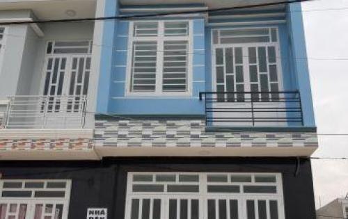 Cần bán nhà 1 trệt 1 lầu,đường Nguyễn Văn Bứa,Hóc Môn ,SHR