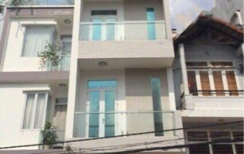 Bán nhà 1979 Huỳnh Tấn Phát, Thị trấn Nhà Bè, Tp.HCM. DT 4m x 14m, Hẻm xe hơi 12m, sổ hồng riêng