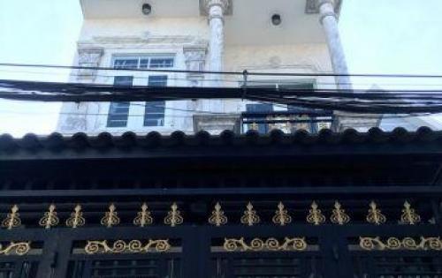 Bán nhà 2 lầu mới đẹp hẻm 1982 Huỳnh Tấn Phát Nhà Bè.
