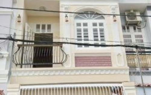 Bán nhà đẹp 2 lầu hẻm 2279 Huỳnh Tấn Phát thị trấn Nhà Bè-4x12.5m-4.1 tỷ