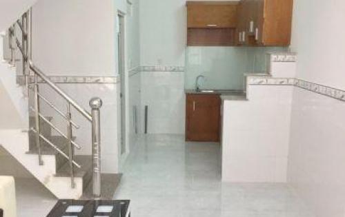 Bán nhà 1 lầu mới đẹp hẻm 2056 Huỳnh Tấn Phát Nhà Bè.