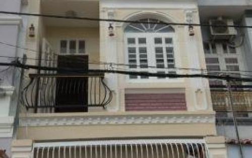 Bán nhà 2 lầu đẹp mặt tiền hẻm 8m 2279 Huỳnh Tấn Phát Nhà Bè.