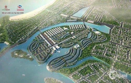 3 lô biệt thự Eco Charm giai đoạn 3, view sông, giá cực ngoại giao