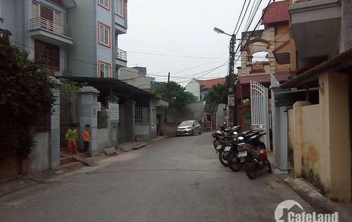 Bán 58.5m2 đất kinh doanh Cự Khối, Long Biên.