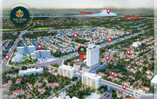 TSG Lotus Sài Đồng mở bán đợt đầu với nhiều chính sách chiết khấu hấp dẫn