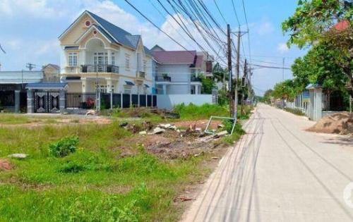 Bán gấp vài lô đất mặt tiền đường Trung Tâm Thị Trấn shr