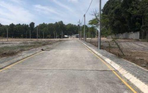 Bán gấp vài lô đất mặt tiền đường Trung Tâm Thị Trấn Long Thành