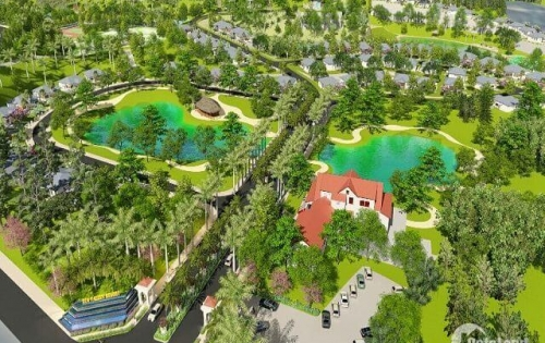 Tận hưởng cuộc sống xanh đẳng cấp tại Eco Valley resort