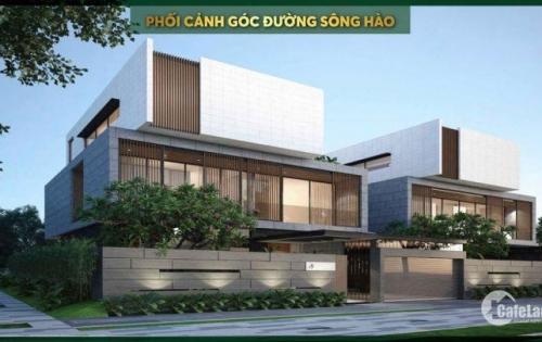 ONE RIVER VILLAS - Biệt thự 5 sao, chỉ còn 10/36 căn tại Đà Nẵng