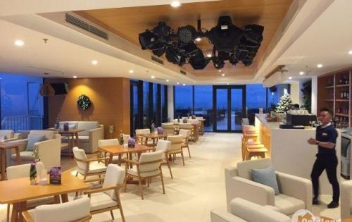 """TMS Luxury Hotel Danang Beach là """"cỗ máy in tiền"""" đang đi vào khai thác công suất với khả năng tăng giá từng ngày."""
