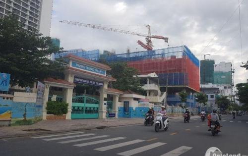 Bán căn hộ chung cư HUD building, Tô Hiến Thành nha trang, tầng 4 giá rẻ (1/2019)