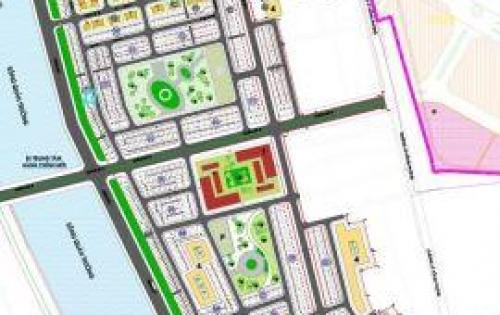 Bán lô đất KĐT Lê Hồng Phong 1 Nha Trang 2 tỷ bao cọc.
