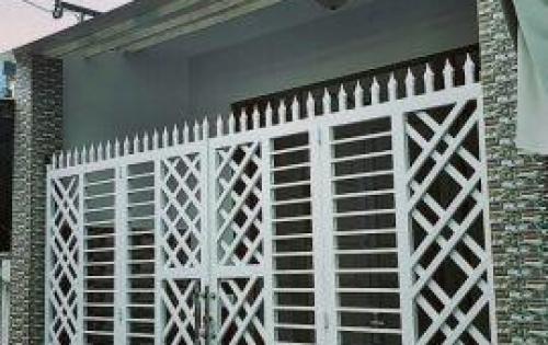 Bán nhà trệt mới tuyệt đẹp trục chính LT1-2, hẻm 132, đường Nguyễn Văn Cừ