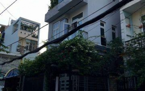 Nhà mới xây hẻm đẹp HXH Nguyễn Đình Chiểu ngay quận 1, giá 5,5 tỷ thương lượng cho người thiện chí