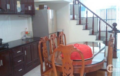 Nhà 3 lầu, sân thượng cực đẹp Điện Biên Phủ, P.ĐaKao, Q1. 4.5x10m. giá 6 tỷ