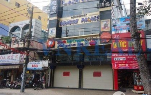 Nhà MT Phường Tân Định, Q.1, DT: 8x20m, xây 3 lầu, Giá 39 tỷ