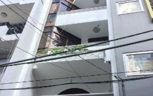 Bán HXH Nguyễn trãi, P. Bến Thành, Quận 1, DT: 8x10m, Xây 1 trệt 4 lầu, Giá 28 tỷ