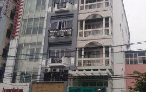 Bán tòa nhà mặt tiền đường Bùi Thị Xuân Q1. Hầm lửng 8 lầu DT: 6mx21m.DTSD:1.230m2