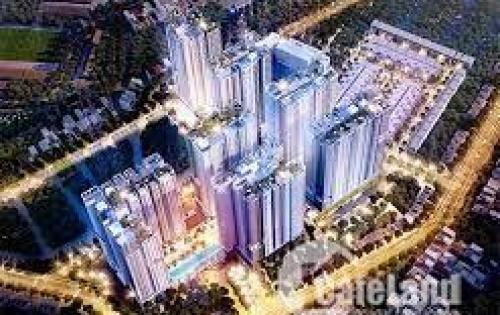 Bán gấp căn hộ 2PN Hà Đô centrosa Garden đường 3/2, quận 10