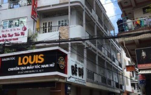 Bán nhà 2 Lầu MT đường Vĩnh Viễn P7 Q10 DT: 5,7m x 13m chỉ 23 Tỷ