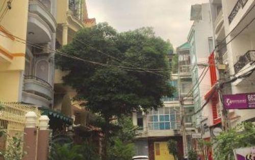 Bán Nhà đẹp vuông vức HXH 8m Sư VH, cách 3/2 100m, khu dân trí cao VP giá siêu tốt