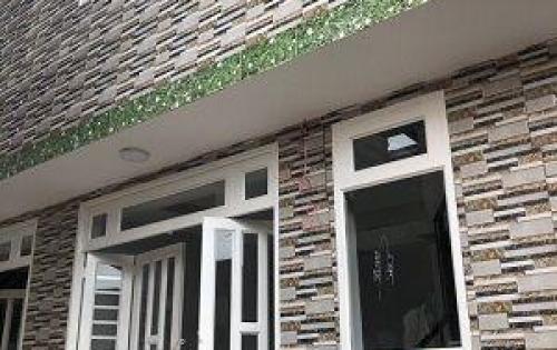 Đúc 1 lầu 4 x 6,5m giá 1 tỷ 090 triệu đường Lê Văn Khương, hẻm rộng 4m.