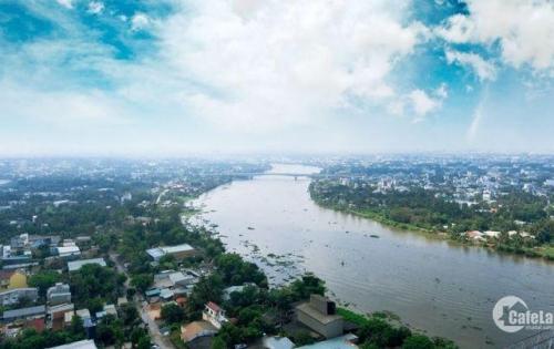 Kí hợp đồng mua bán với 260tr – Sở hữu ngay CH mặt tiền sông Sài Gòn