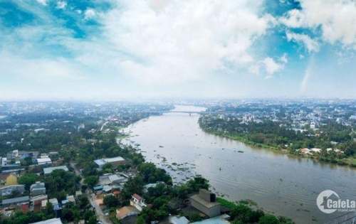 Duy nhất 19 suất căn hộ 777tr – View trực diện sông Sài Gòn – 0938598036