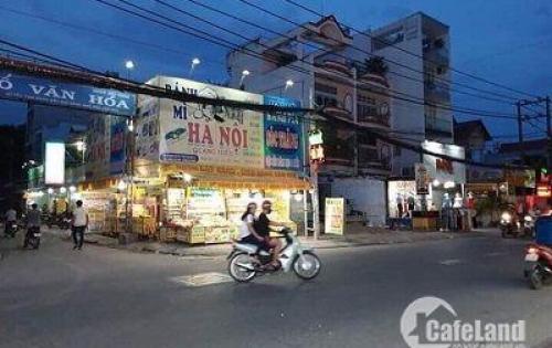 Nhà bán 5 x 25m giá 10 tỷ 500 triệu mặt tiền Nguyễn Ảnh Thủ, đường nhựa 12m thông.