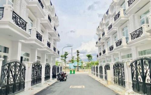 Nhà 4 Tầng Hà Huy Giáp, Thạnh Lộc, Q.12, gần cầu An Lộc, GV, giá 4,8 tỷ Tel.0931.06.06.18