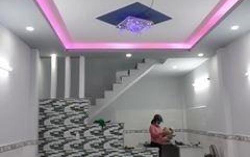 Đúc 1 lầu 4 x 8m (SHR) giá 2 tỷ 150 triệu đường Nguyễn Thị Căn, hẻm rộng 2m.