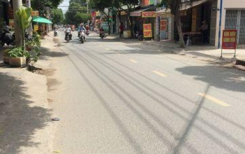Bán nhà cấp 4  (5x30m)  giá 9.5 tỷ TL, MT đường Nguyễn Thị Đặng, P. TTH, Q12.