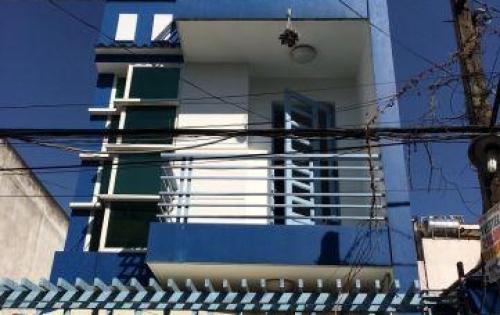 Bán nhà 1 trệt 2 lầu 4x17m giá 4.3 tỷ, Đường 5m , Nguyễn Thị Kiêu . P.TA , Q12.